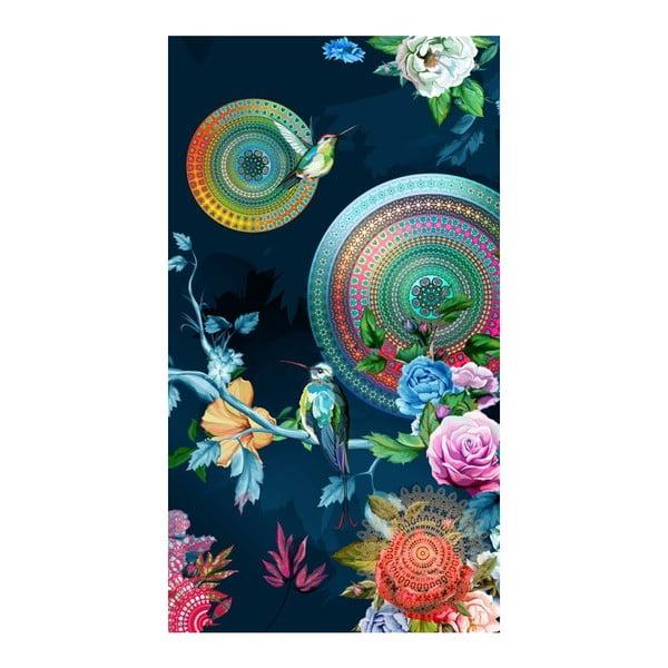 Chachou strandtörölköző nyomtatott mintával, 100 x 180 cm - HIP