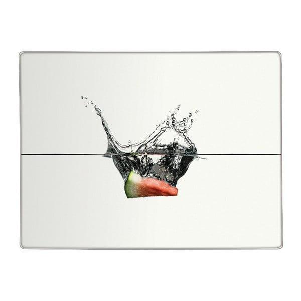Krájecí skleněné prkénko Watermelon