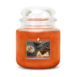 Vonná svíčka ve skleněné dóze Goose Creek Mrkvový dort, 0,45 kg