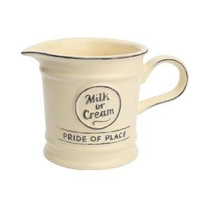 Latieră ceramică T&G Woodware Pride of Place, crem