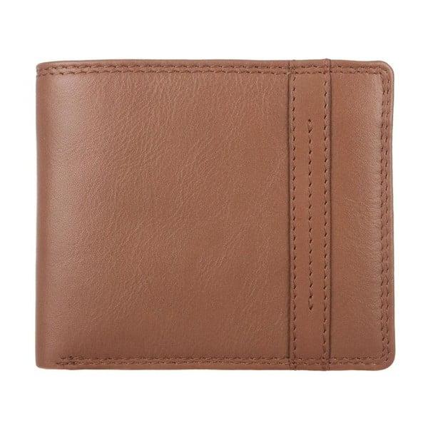 Kožená peněženka Rufus Natural Veg