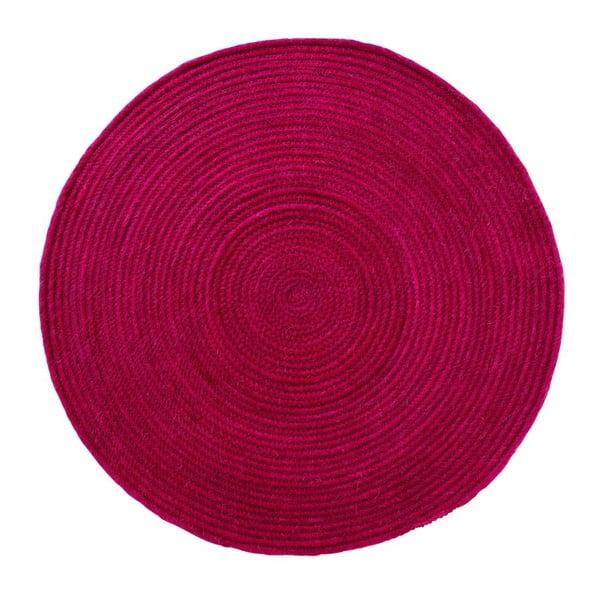 Koberec Spiral Violet, 70x70 cm
