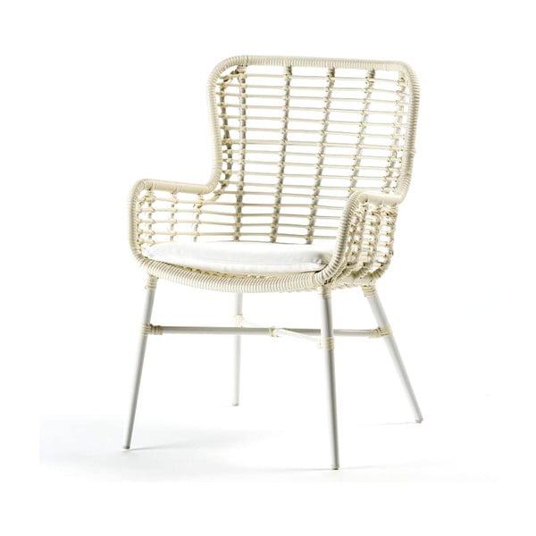 Bílá židle Thai Natura Syth