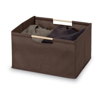 Cutie depozitare Bonita Basket, mică, maro imagine