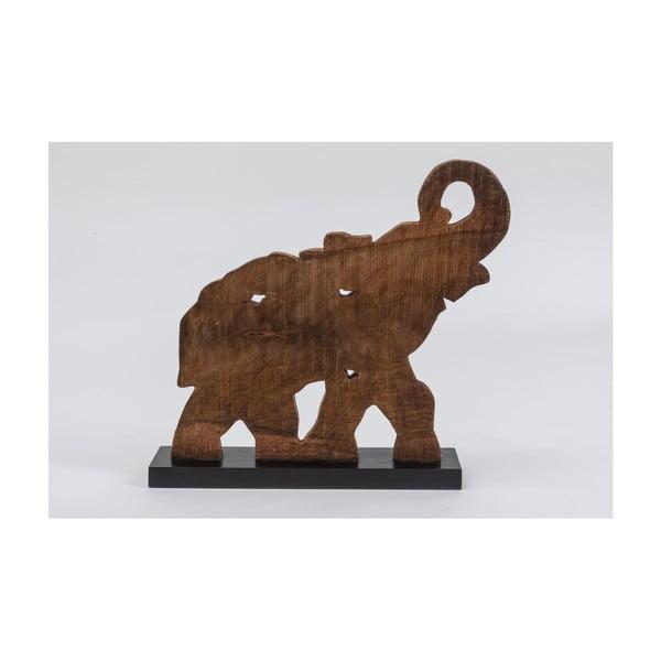 Dekorace Kare Design Happy Elephant, výška 47cm