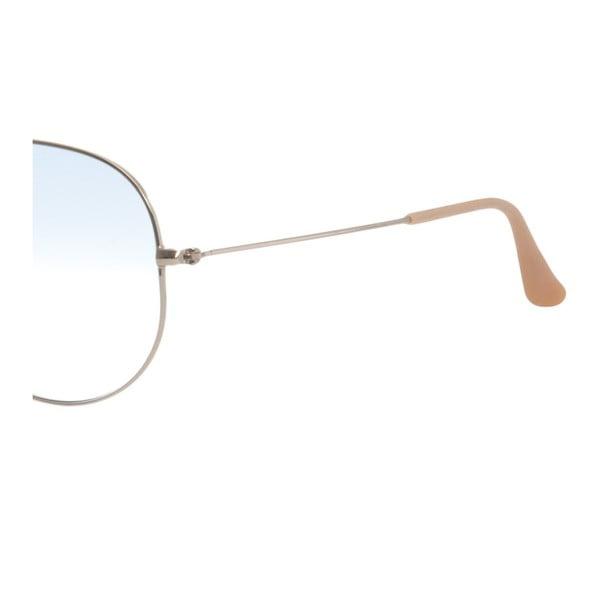 Unisex sluneční brýle Ray-Ban 3025 Blue/Gold 55 mm