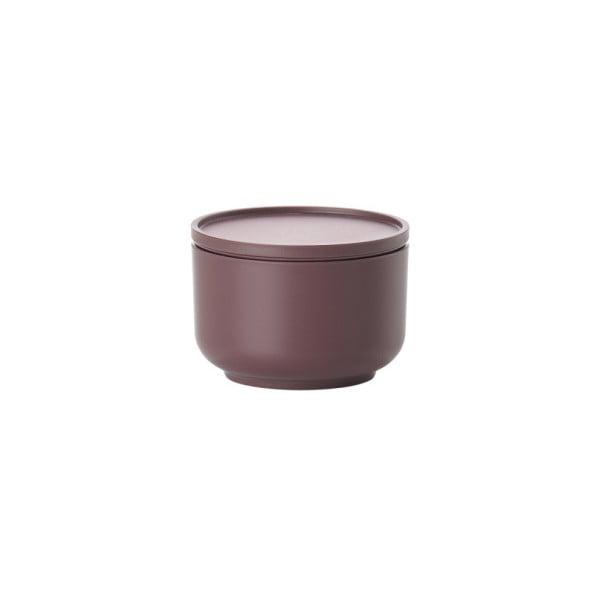 Peili lila kínáló tál fedővel, 250 ml - Zone