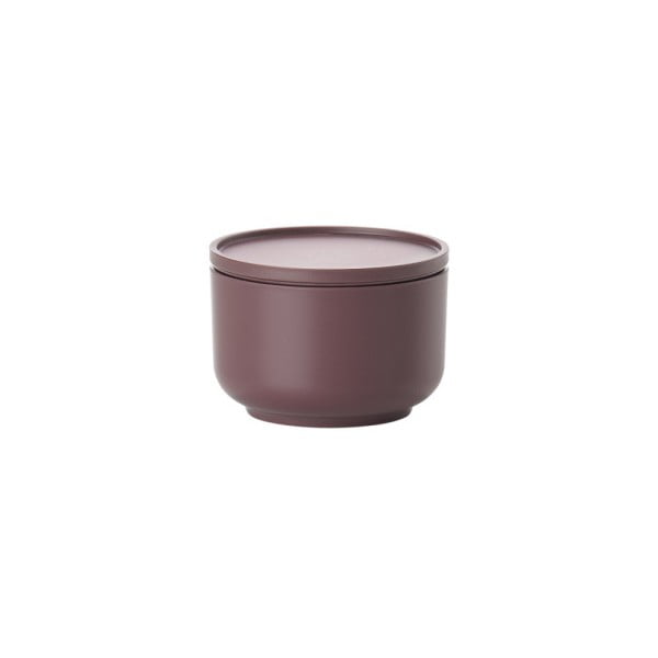 Bol servire cu capac Zone Peili, 250 ml, violet