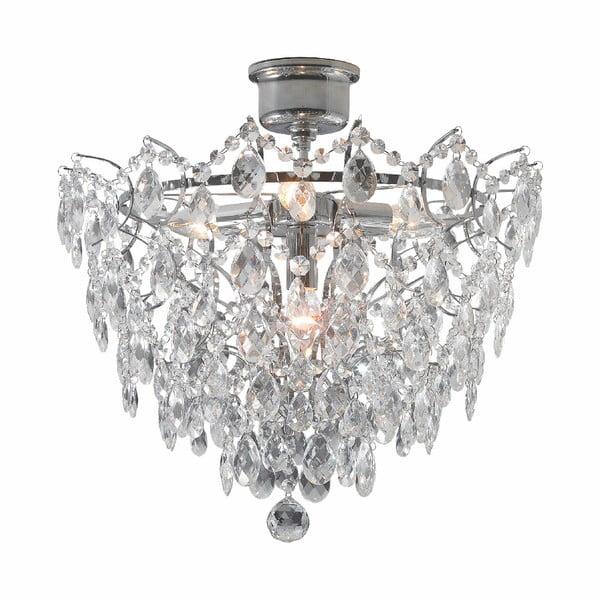Rosendal Luxy ezüstszínű mennyezeti lámpa, ⌀ 48cm - Markslöjd