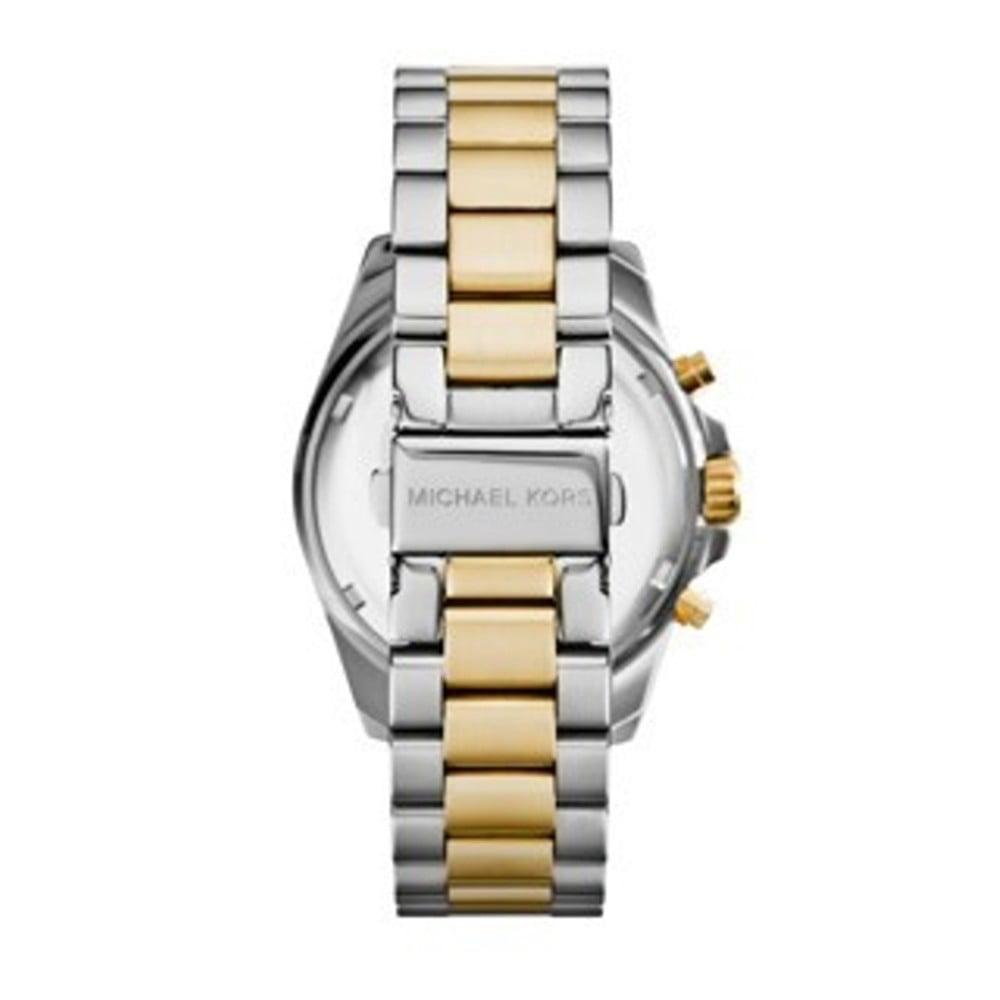 ea6dc0b5f9 Unisex hodinky ve zlaté a stříbrné barvě Michael Kors Henry ...