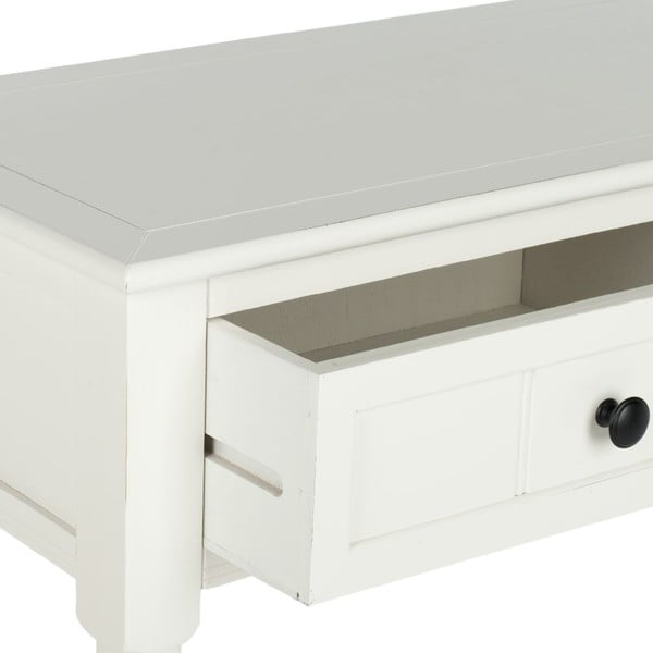 Konzolový stolek Safavieh Samantha Cream