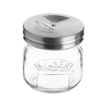 Recipient condimente cu capac multifuncțional Kilner, 0,25 ml imagine