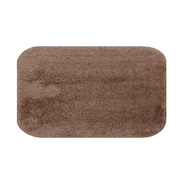 Brązowy dywanik łazienkowy Confetti Bathmats Miami, 100x160 cm