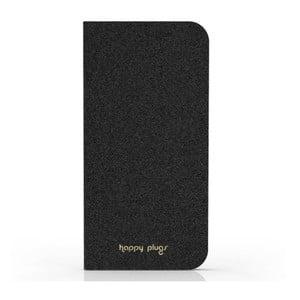 Překlápěcí obal Happy Plugs na iPhone 6, černý