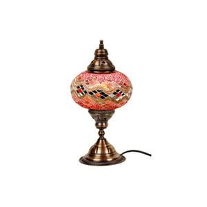 Lampă din sticlă Homemania Zeus, ⌀ 17 cm