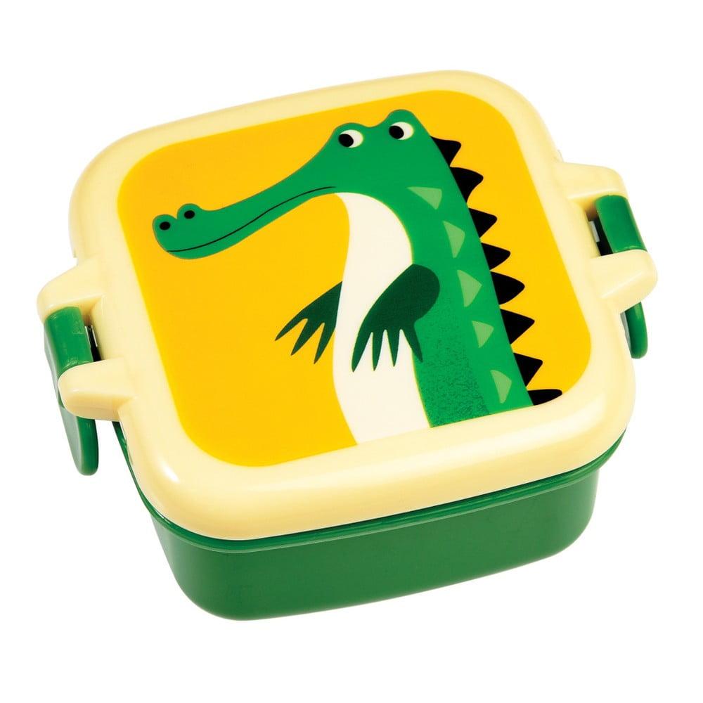 Svačinový box Rex London Harry the Crocodile