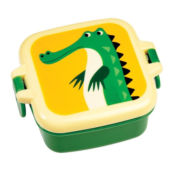 Svačinový box Rex London Harry the Crocodile