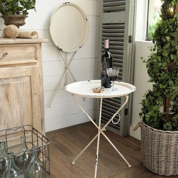 Odkládací stolek Little Antique White
