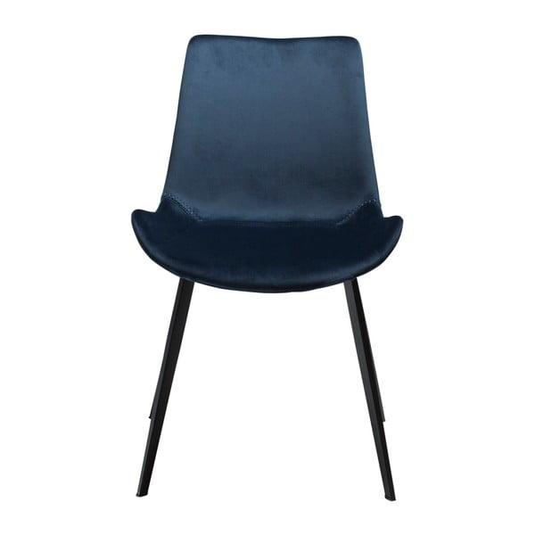 Modrá jídelní židle DAN-FORM Denmark Hype