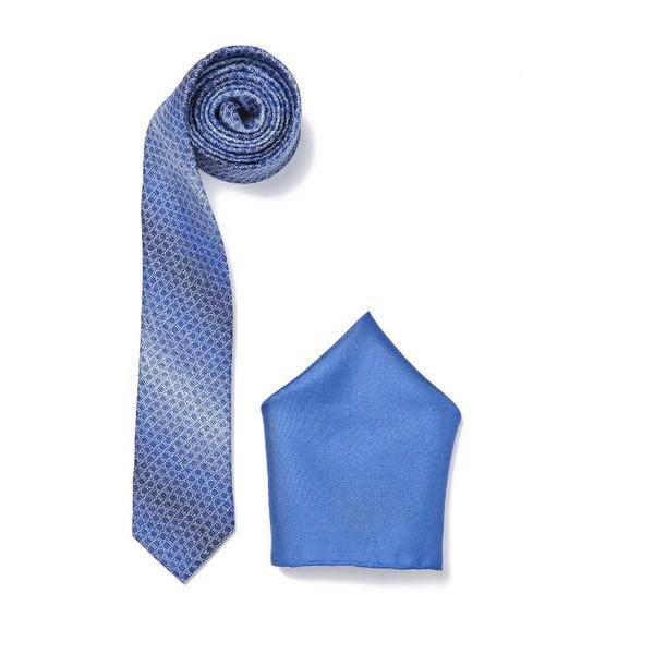 Set kravaty a kapesníčku Ferruccio Laconi 21