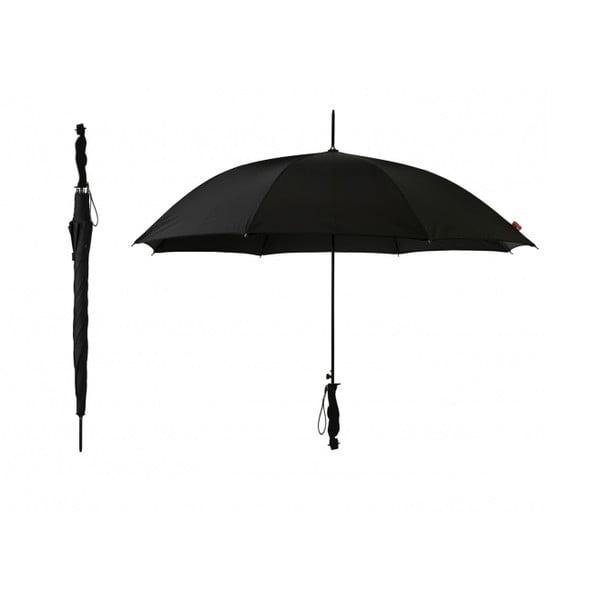Deštník Silhouette Gentleman, černý