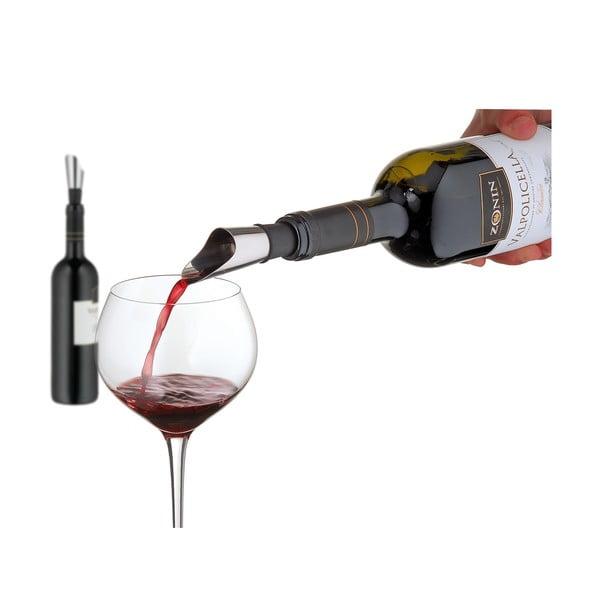 Pâlnie din oțel inoxidabil pentru decantarea vinului WMF Cromargan® Wine