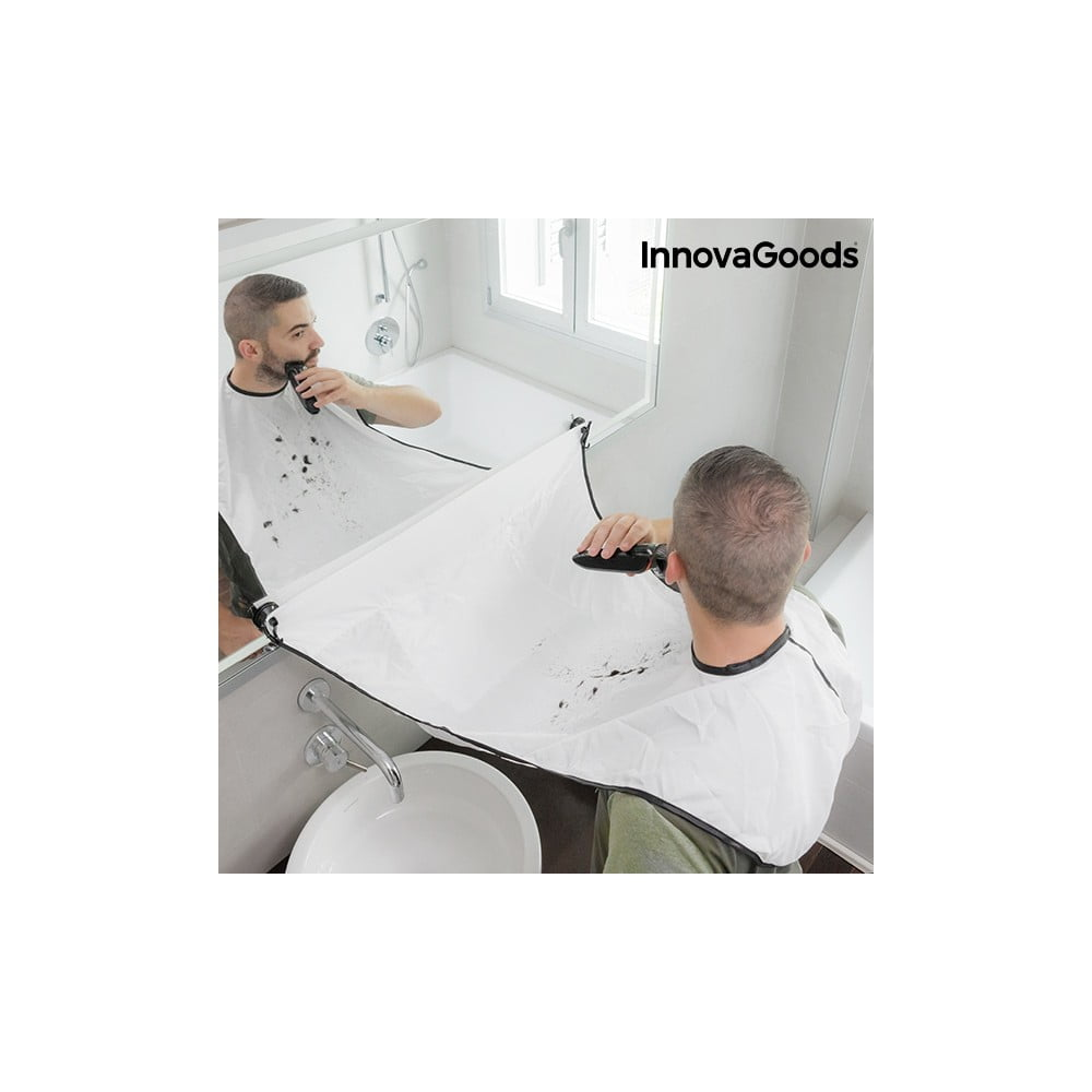 Zástěra na vousy InnovaGoods