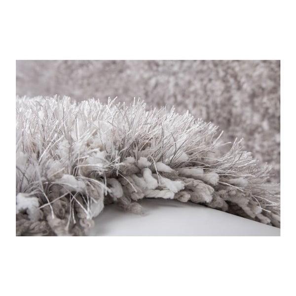 Koberec Flash! 500 Silver/White, 160x230cm