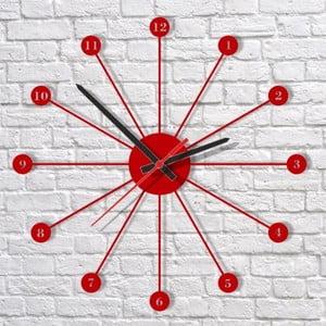 Nástěnné hodiny Red Imagine