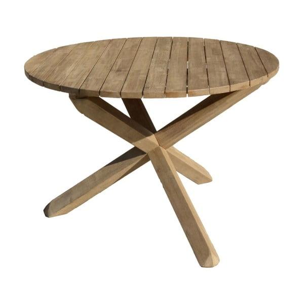 Melfort kerti asztal akácfából, ⌀ 110 cm - ADDU