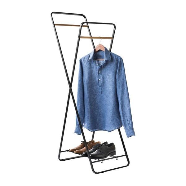 Noir Shape polcos ruhatartó állvány - Compactor