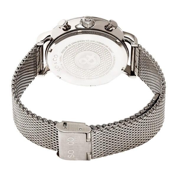 Pánské hodinky Monticello Richman Silver/White