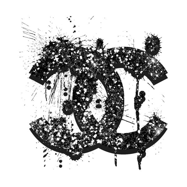 Obraz Coco Black Diamond, 91x91 cm