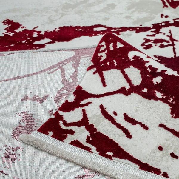 Koberec Extravagante Rojo, 80 x 150 cm