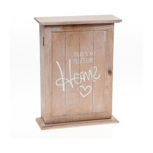 Dřevěná krabička na klíče Beige