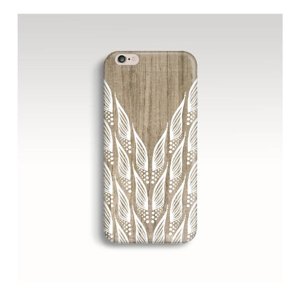 Obal na telefon Wooden Wings pro iPhone 6+/6S+