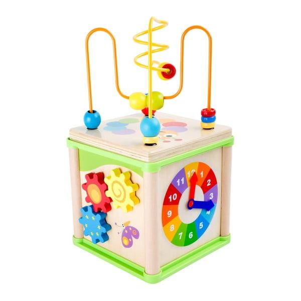 Drevená hračka pre rozvoj motoriky Legler Insect Motor