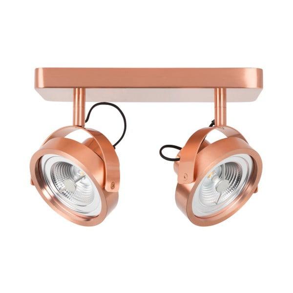 Dice2 rézszínű LED mennyezeti lámpa - Zuiver