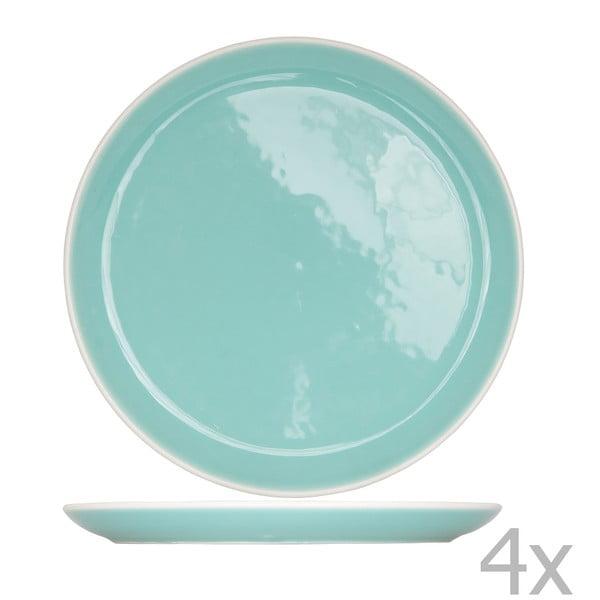 Sada 4 talířů Chicago, 21 cm