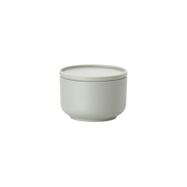 Peili világosszürke kínáló tál fedővel, 250 ml - Zone