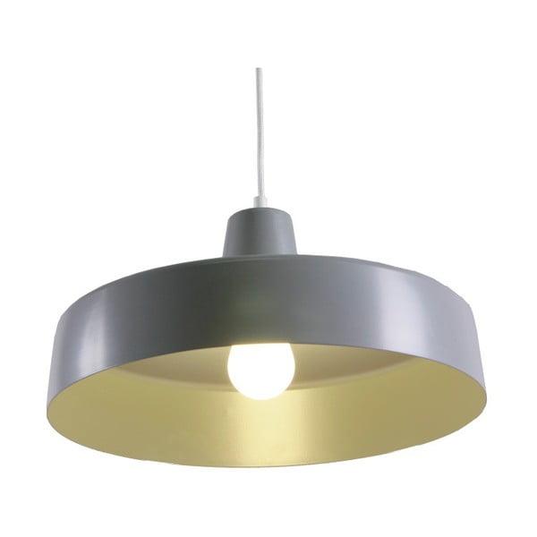 Šedá stropní lampa Nørdifra Eta