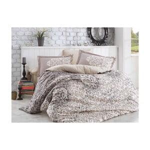 Lenjerie de pat cu cearșaf Serenity, 160 x 220 cm