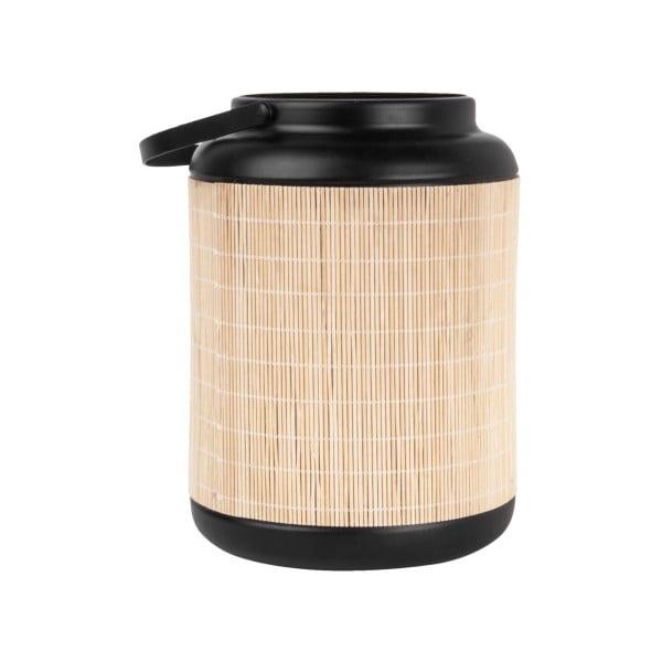Felinar din bambus PT LIVING, 15 x 20 cm