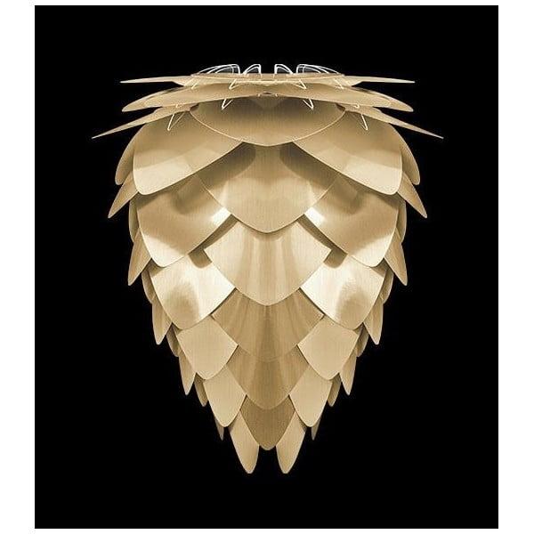 Stínidlo ve zlaté barvě VITA Copenhagen Conia, ⌀40cm