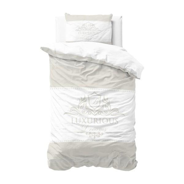 Bavlněné povlečení na jednolůžko Sleeptime Luxury, 140 x 220 cm