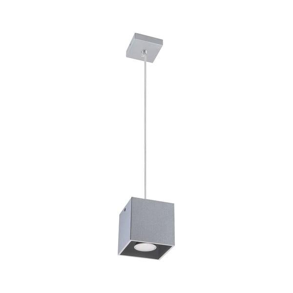 Šedé závěsné světlo Nice Lamps Geo