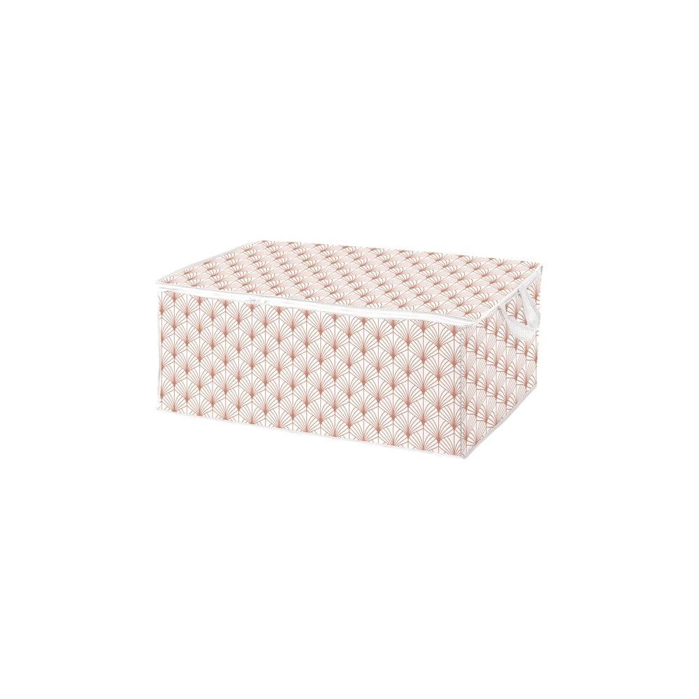 Úložný box Compactor Blush Range, 70 x 50 cm