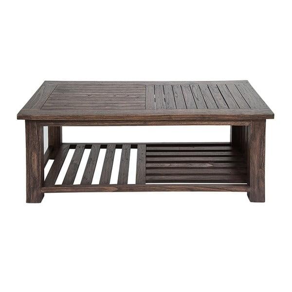 Konferenční stolek ze dřeva mindi Santiago Pons Antalia