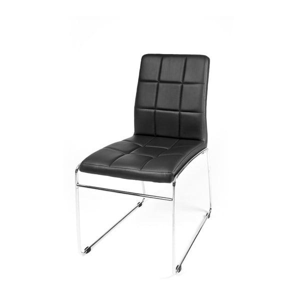 Jídelní židle Kid, černá