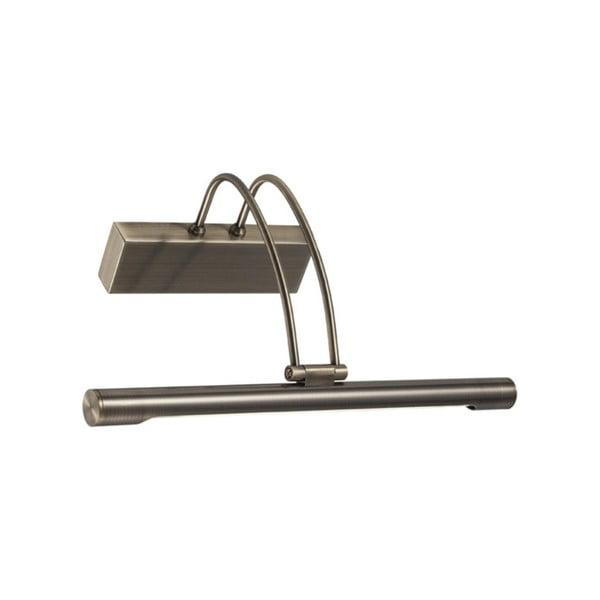Nástěnné světlo Eflin Grey, 36 cm